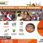 World Discovery and Finance Programme