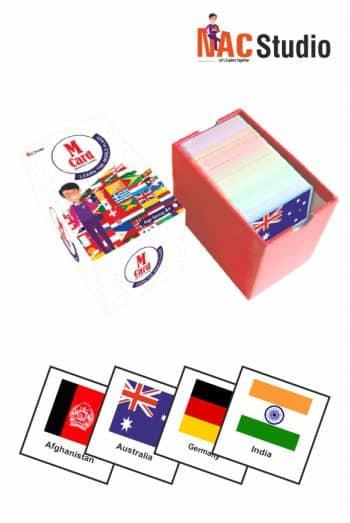 M Card – Flags